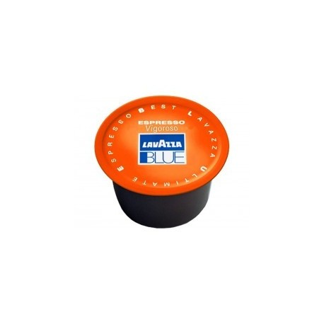 100 Capsule Lavazza Blue Intenso